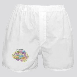 Quilter's Brain Boxer Shorts