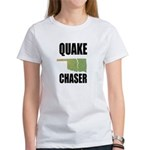Official Earthquake Chaser Women's T-Shirt