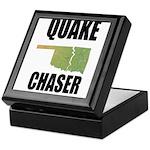 Official Earthquake Chaser Keepsake Box