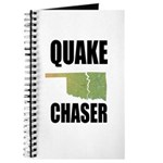 Official Earthquake Chaser Journal