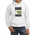 Official Earthquake Chaser Hooded Sweatshirt