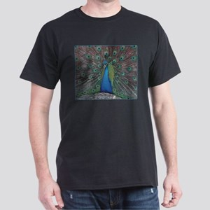 Peacock Dark T-Shirt