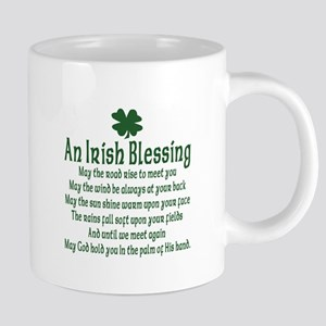 Irish blessing T-Shirt 20 oz Ceramic Mega Mug