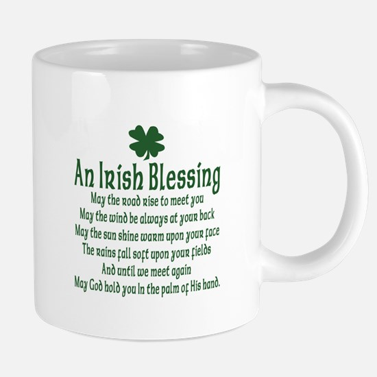 Irish blessing T-Shirt.png 20 oz Ceramic Mega Mug