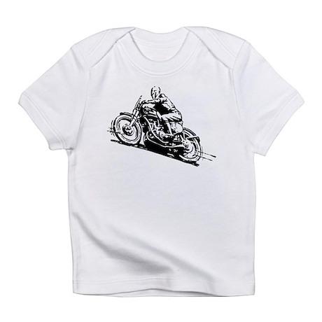 Vintage Motorcycle Infant T-Shirt