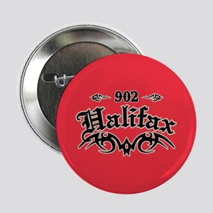 "Halifax 902 2.25"" Button"