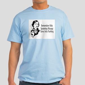 Spooning Light T-Shirt
