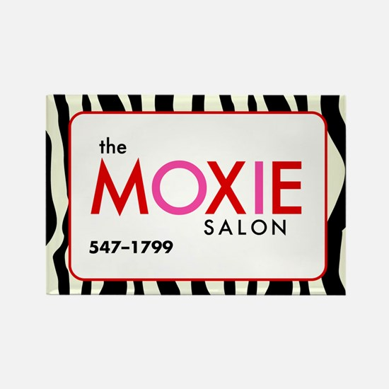 MOXIE Rectangle Magnet