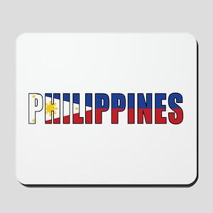 Philippines Mousepad