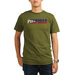 Philippines (Filipino) Organic Men's T-Shirt (dark