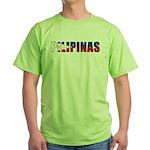 Philippines (Filipino) Green T-Shirt