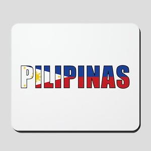 Philippines (Filipino) Mousepad