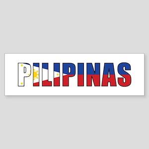 Philippines (Filipino) Sticker (Bumper)