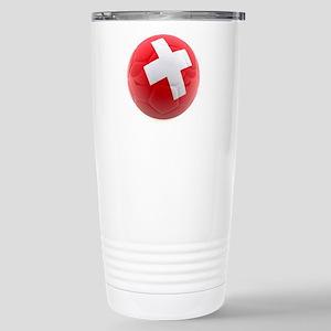Switzerland World Cup Ball Stainless Steel Travel