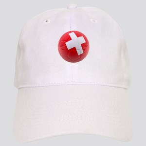 Switzerland World Cup Ball Cap