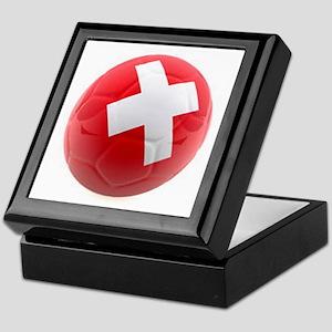 Switzerland World Cup Ball Keepsake Box