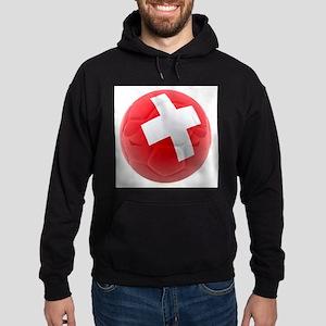 Switzerland World Cup Ball Hoodie (dark)