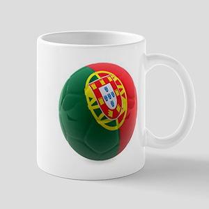 Portugal World Cup Ball Mug