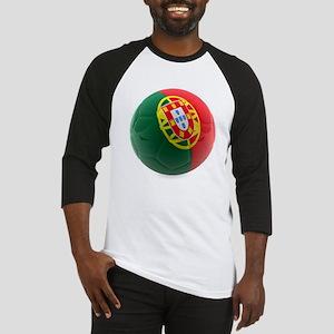 Portugal World Cup Ball Baseball Jersey