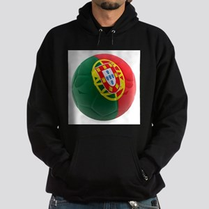 Portugal World Cup Ball Hoodie (dark)