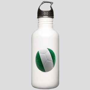 Nigeria World Cup Ball Stainless Water Bottle 1.0L