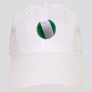 Nigeria World Cup Ball Cap