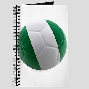 Nigeria World Cup Ball Journal