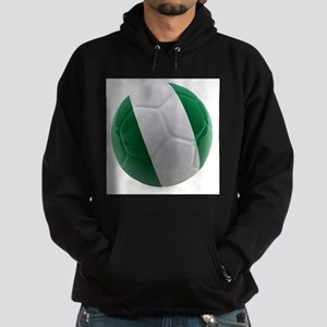 Nigeria World Cup Ball Hoodie (dark)