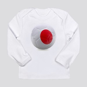 Japan World Cup Ball Long Sleeve Infant T-Shirt