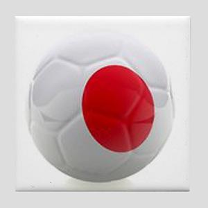 Japan World Cup Ball Tile Coaster