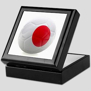 Japan World Cup Ball Keepsake Box