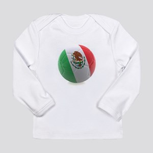 Mexico World Cup Ball Long Sleeve Infant T-Shirt