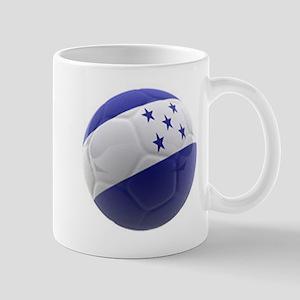 Honduras World Cup Ball Mug