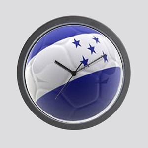 Honduras World Cup Ball Wall Clock