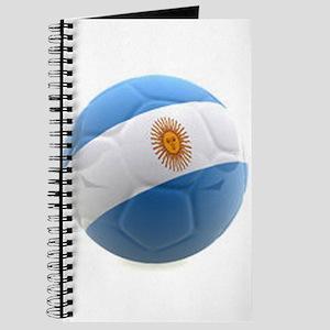 Argentina world cup soccer ball Journal