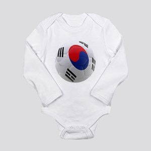 South Korea world cup soccer ball Long Sleeve Infa
