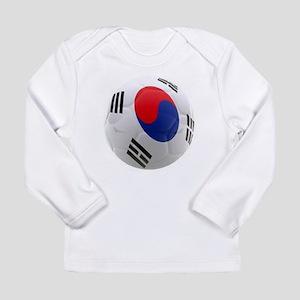 South Korea world cup soccer ball Long Sleeve Infa