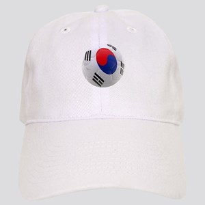 South Korea world cup soccer ball Cap