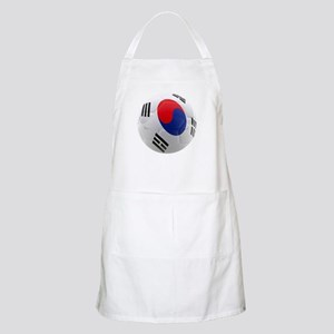 South Korea world cup soccer ball Apron