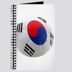 South Korea world cup soccer ball Journal