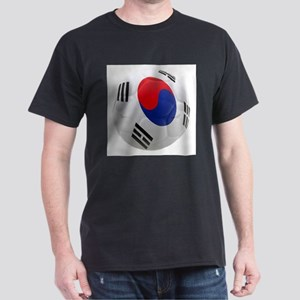 South Korea world cup soccer ball Dark T-Shirt