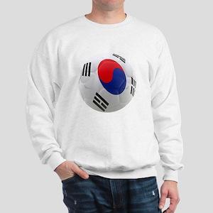 South Korea world cup soccer ball Sweatshirt