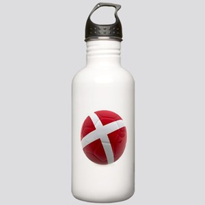 Denmark World Cup Ball Stainless Water Bottle 1.0L
