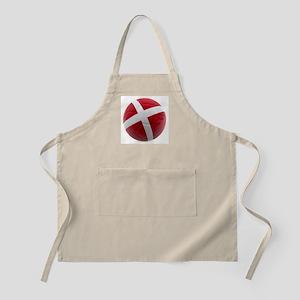 Denmark World Cup Ball Apron