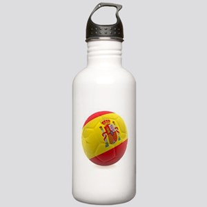 Spain World Cup Ball Stainless Water Bottle 1.0L