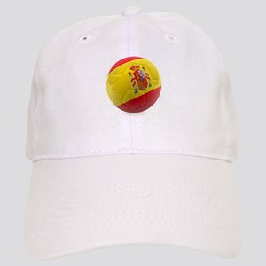 Spain World Cup Ball Cap