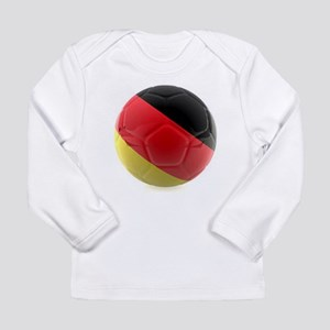 Germany World Cup Ball Long Sleeve Infant T-Shirt