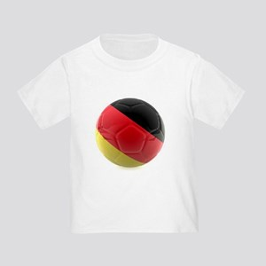Germany World Cup Ball Toddler T-Shirt
