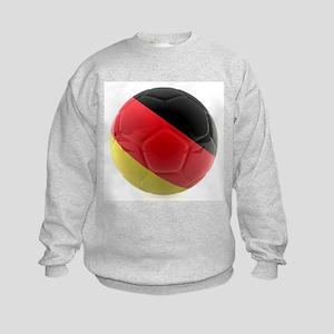 Germany World Cup Ball Kids Sweatshirt