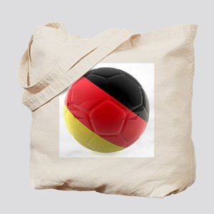 Germany World Cup Ball Tote Bag